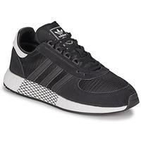 Boty Muži Nízké tenisky adidas Originals MARATHON TECH Černá