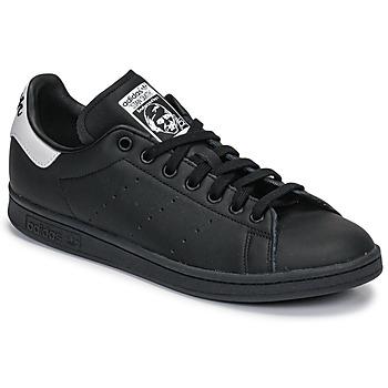 Boty Nízké tenisky adidas Originals STAN SMITH Černá / Bílá