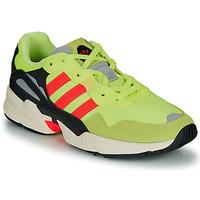 Boty Muži Nízké tenisky adidas Originals YUNG-96 Žlutá