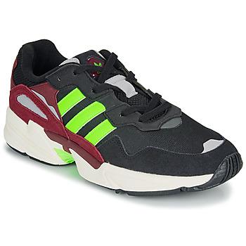 Boty Muži Nízké tenisky adidas Originals YUNG-96 Černá / Zelená