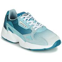 Boty Ženy Nízké tenisky adidas Originals FALCON W Modrá