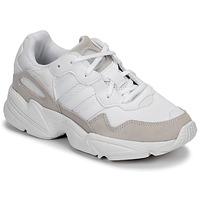 Boty Děti Nízké tenisky adidas Originals YUNG-96 J Béžová