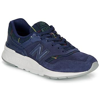 Boty Ženy Nízké tenisky New Balance 997 Tmavě modrá