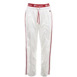 Textil Ženy Teplákové kalhoty Champion Straight Hem Pants Bílá