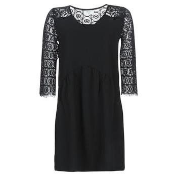 Textil Ženy Krátké šaty Betty London LUUNA Černá