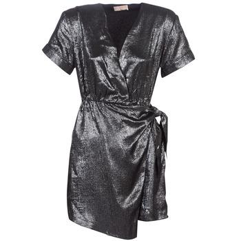 Textil Ženy Krátké šaty Moony Mood LIVINE Stříbrná