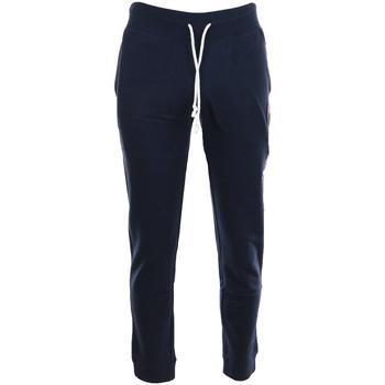 Textil Muži Kalhoty Champion Rib Cuff Pants Modrá
