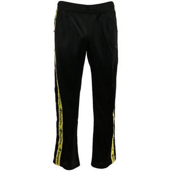 Textil Muži Kalhoty Champion Straight Hem Pants Men's Černá
