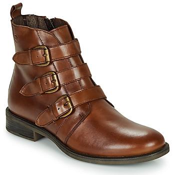 Boty Ženy Kotníkové boty Betty London LENA Zlatohnědá