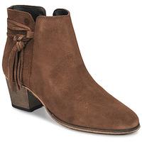 Boty Ženy Kotníkové boty Betty London HEIDI Zlatohnědá