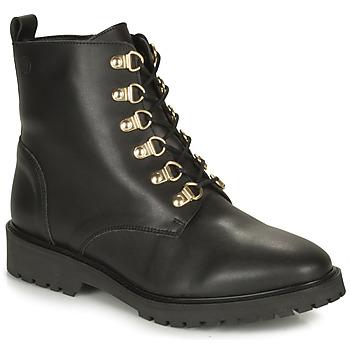 Boty Ženy Kotníkové boty Betty London LYSIS Černá / Přírodní