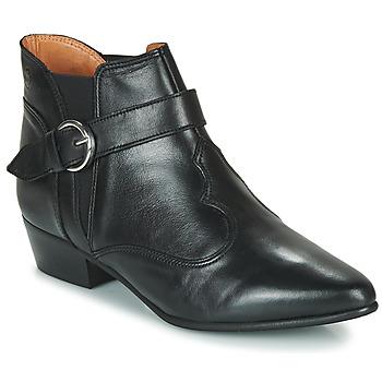 Boty Ženy Kotníkové boty Betty London LYDWINE Černá