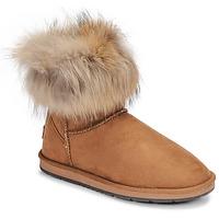 Boty Ženy Kotníkové boty Kaleo JADES Velbloudí hnědá