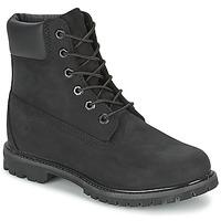 Boty Ženy Kotníkové boty Timberland 6IN PREMIUM BOOT - W Černá