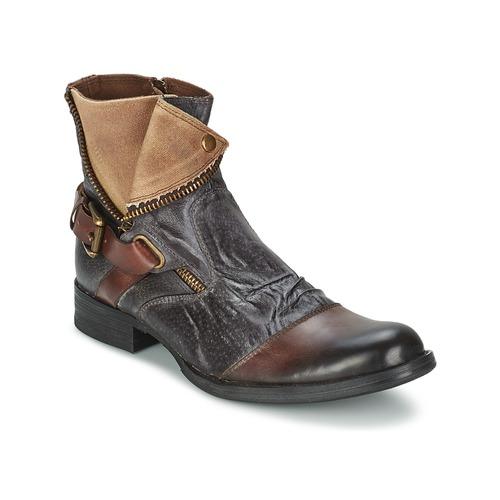 Boty Muži Kotníkové boty Kdopa DETROIT Hnědá