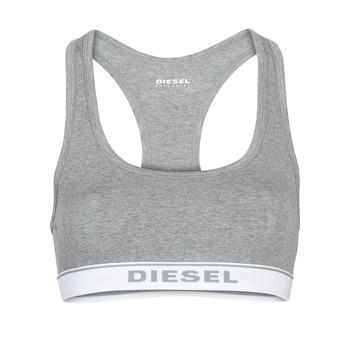 Spodní prádlo  Ženy Sportovní podprsenky Diesel MILEY Šedá