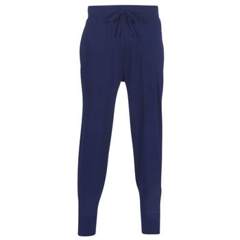 Textil Muži Teplákové kalhoty Polo Ralph Lauren JOGGER-PANT-SLEEP BOTTOM Tmavě modrá