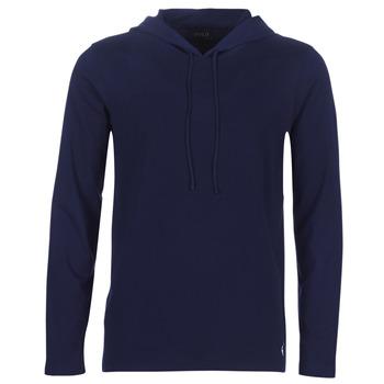 Textil Muži Mikiny Polo Ralph Lauren L/S HOODIE-HOODIE-SLEEP TOP Tmavě modrá