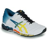 Boty Muži Nízké tenisky Asics GEL-QUANTUM 360 5 Bílá