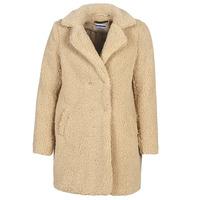 Textil Ženy Kabáty Noisy May NMGABI Béžová