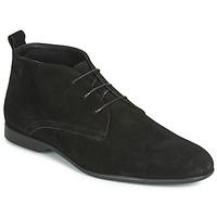 Boty Muži Kotníkové boty Carlington EONARD Černá