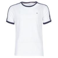 Textil Muži Trička s krátkým rukávem Tommy Hilfiger AUTHENTIC-UM0UM00563 Bílá