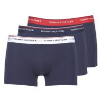Spodní prádlo  Muži Boxerky Tommy Hilfiger PREMIUM ESSENTIALS-1U87903842 Tmavě modrá
