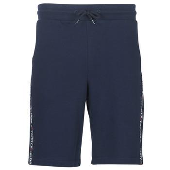 Textil Muži Kraťasy / Bermudy Tommy Hilfiger AUTHENTIC-UM0UM00707 Tmavě modrá
