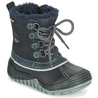 Boty Děti Zimní boty Primigi FLEN-E GORE-TEX Modrá