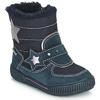 Boty Dívčí Zimní boty Primigi RIDE 19 GORE-TEX Modrá