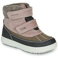 Boty Dívčí Zimní boty Primigi PEPYS GORE-TEX Růžová / Hnědá