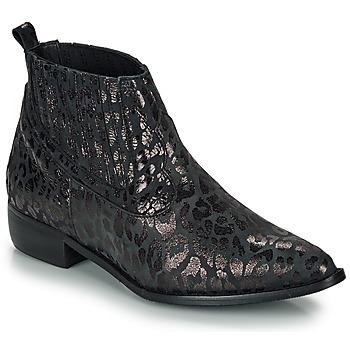 Boty Ženy Kotníkové boty Ippon Vintage GILL ARTY Černá