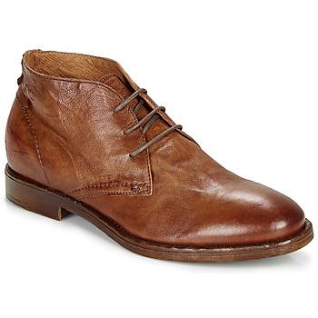 Boty Muži Kotníkové boty Kost DANDY 17 Zlatohnědá