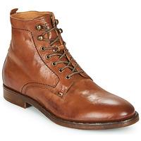 Boty Muži Kotníkové boty Kost MILITANT 17 Zlatohnědá