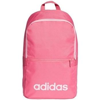Taška Batohy adidas Originals Linear Classic Růžové