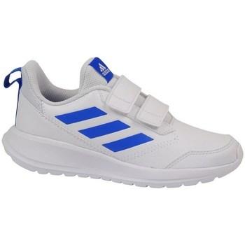 Boty Děti Nízké tenisky adidas Originals Altarun CF K Bílé,Modré