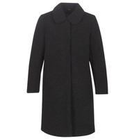 Textil Ženy Kabáty Le Temps des Cerises DOLL Černá