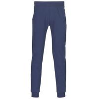 Textil Muži Teplákové kalhoty Le Coq Sportif ESS PANT SLIM N°1 M Modrá / Tmavě modrá