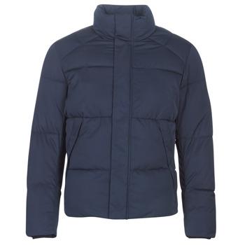Textil Muži Prošívané bundy Selected SLHPUFFER Tmavě modrá