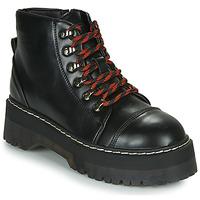 Boty Ženy Kotníkové boty Coolway ABLIS Černá / Červená