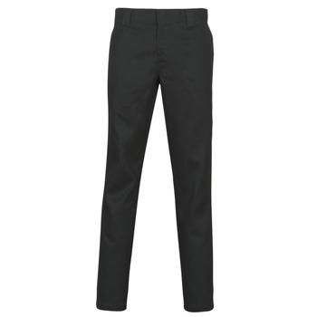 Textil Muži Kapsáčové kalhoty Dickies SLIM FIT WORK PNT Černá
