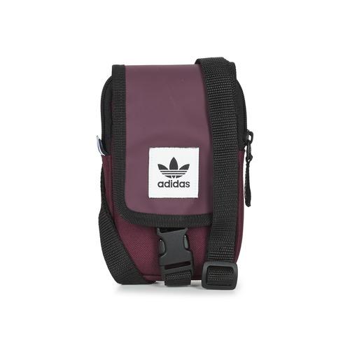 Taška Malé kabelky adidas Originals MAP BAG Fialová