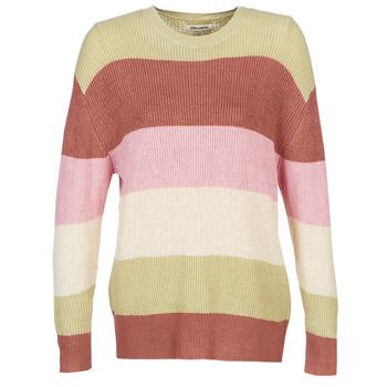 Textil Ženy Svetry Billabong NIGHT OUT Růžová