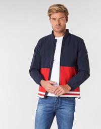 Textil Muži Bundy Aigle YRMUK Tmavě modrá / Červená