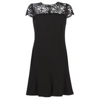 Textil Ženy Krátké šaty Lauren Ralph Lauren CALLY Černá