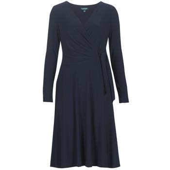 Textil Ženy Společenské šaty Lauren Ralph Lauren COREEN Tmavě modrá