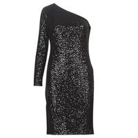 Textil Ženy Krátké šaty Lauren Ralph Lauren MARRI Černá