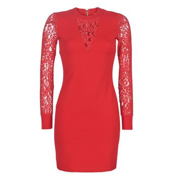 Textil Ženy Krátké šaty Moony Mood LICE Červená