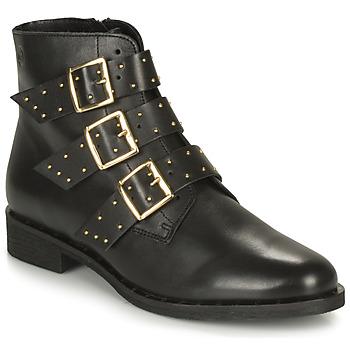 Boty Ženy Kotníkové boty Betty London LYS Černá