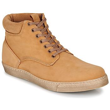 Boty Muži Kotníkové boty Casual Attitude LEO Béžová